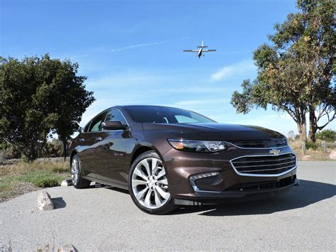2016 Chevrolet Malibu Review  Autoguidecom News