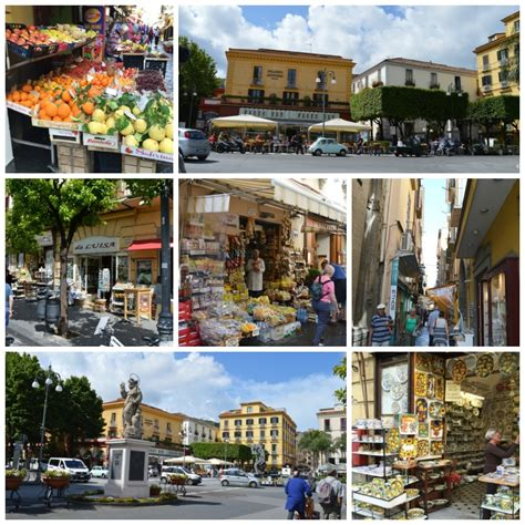 A short break to Sorrento – Mari's World