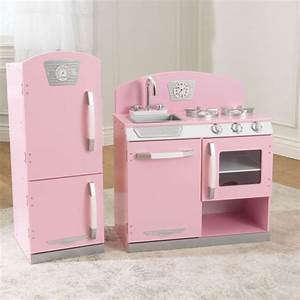 Kidkraft Retro Küche : kidkraft retro kitchen and refrigerator pink play kitchens best buy canada ~ Orissabook.com Haus und Dekorationen