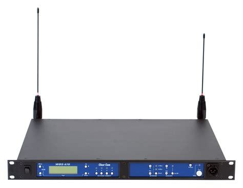 Single channel wireless UHF base station A2 Band