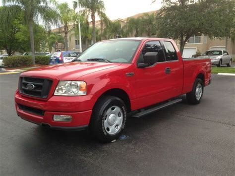 Buy Used 2004 Ford F-150 Stx Extended Cab Pickup 4-door 4