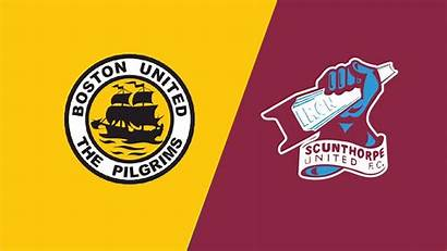 United Boston Lincolnshire Senior Cup Tie Confirmed
