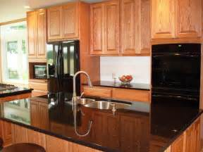 kitchen cabinets color ideas kitchen kitchen color ideas with oak cabinets and black appliances pergola southwestern