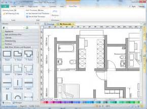 home design cad software easy drafting software edraw