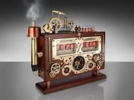 Industrial Steampunk Clocks
