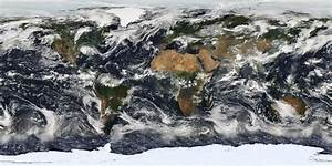 Terra Tracks Earth's Vital Signs : Image of the Day