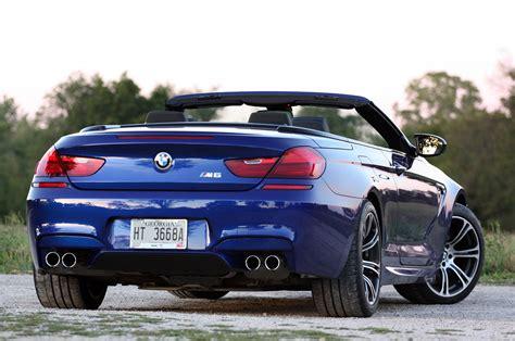 2012 Bmw M6 Convertible Autoblog