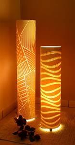 Stehlampe Aus Papier : 1001 coole ideen wie sie laternen basteln k nnen ~ A.2002-acura-tl-radio.info Haus und Dekorationen
