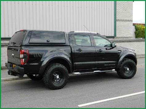 Ford Ranger Black Edition (From £26,945 exc. VAT) with Pro