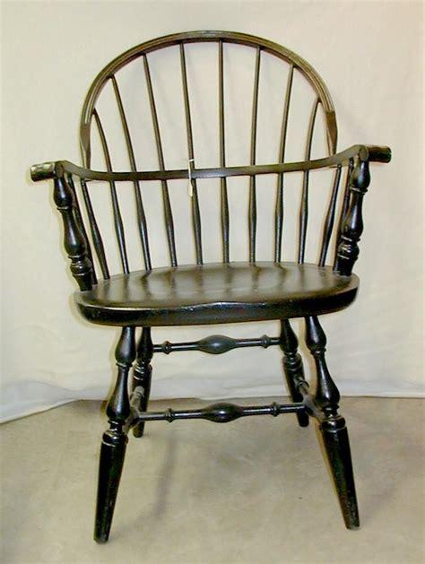furniture windsor chairs arm 02 bow back nichols