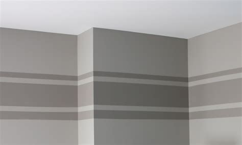 Wand Streichen Streifen Horizontal by Horizontal Stripe On Wall I Had The Room Painted