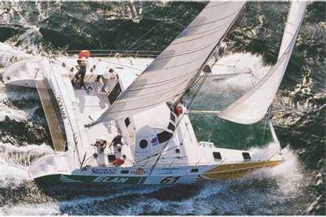 Catamaran Vs Boat by Catamaran Vs Monohull Catamarans Guide Boat Plans