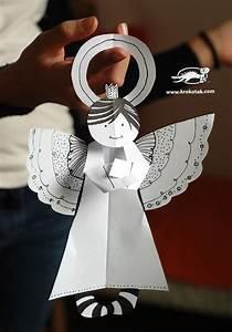 krokotak Paper Angels
