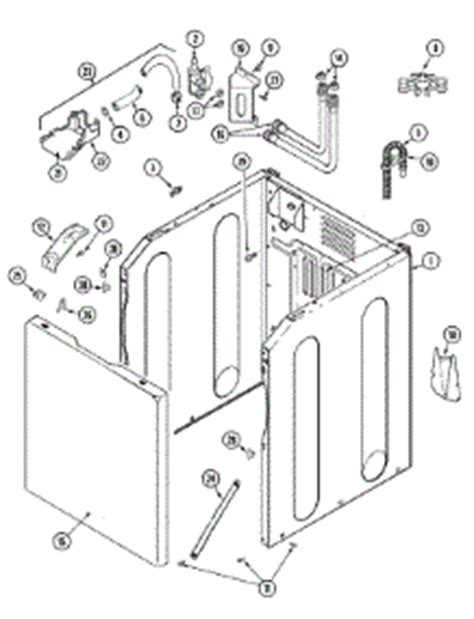 parts  maytag mavaww washer appliancepartsproscom