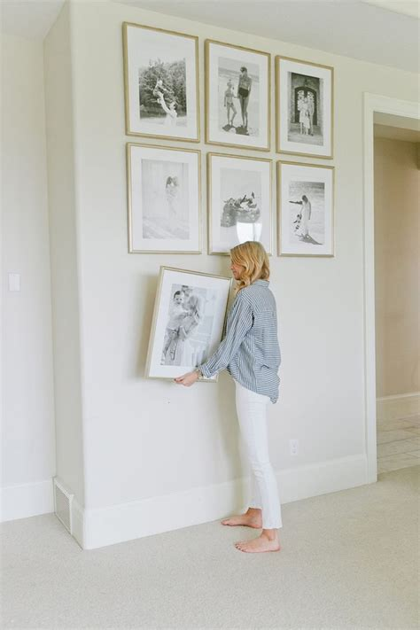 decor white walls best 25 gold picture frames ideas on pinterest framed wall gallery frames and gold frame wall