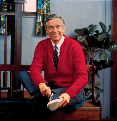Children S Host by Mister Rogers Neighborhood Has A Firm View On Tv