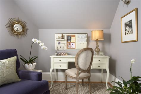 21+ Feminine Home Office Designs, Decorating Ideas