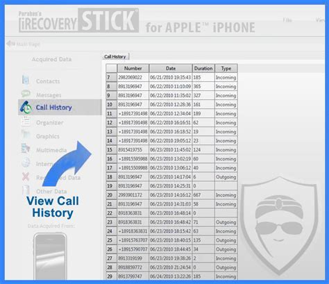 iphone call history apple iphone irecovery stick data recovery recovers