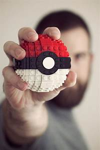 Pokeball Lego Craft Red Ted Art39s Blog