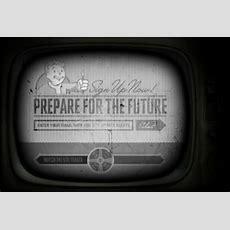 Fallout 3 E3 Site Gets You To Prepare For The Future Gematsu