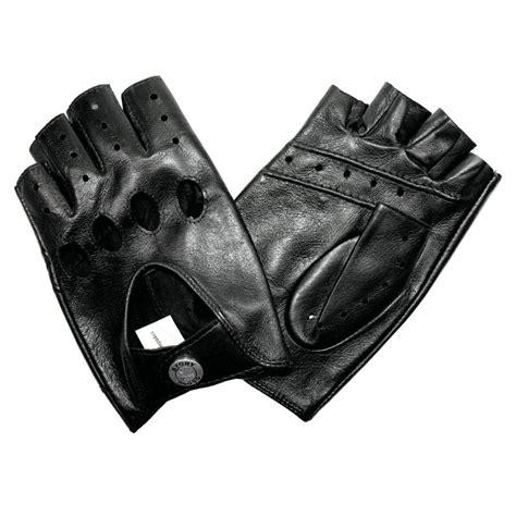 gant anti chaleur cuisine mitaines de conduite homme cuir noir glove tous