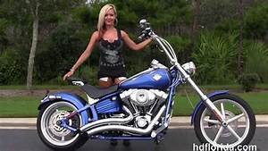 Used 2008 Harley Davidson Rocker C Motorcycles For Sale