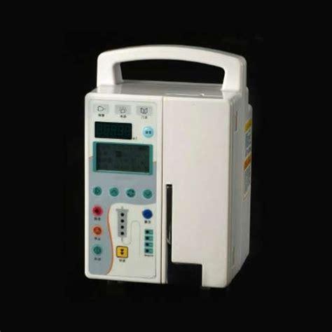 Infusion Pump-Syringe Pump - Volumetric Infusion Pump