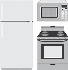 Image Gallery kitchen appliances clip art