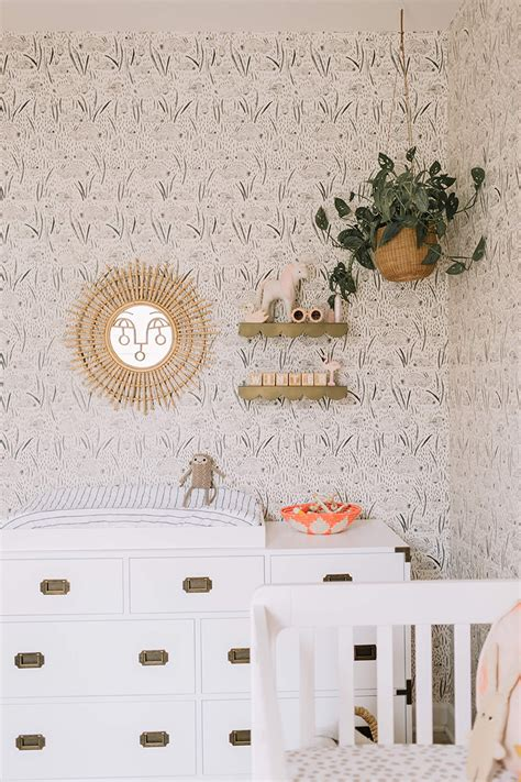 Our Favorite Wallpaper For Nurseries And Kids' Rooms