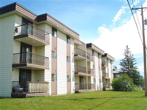 Hillside Apartments  5224 52nd Avenue W  Fort Nelson