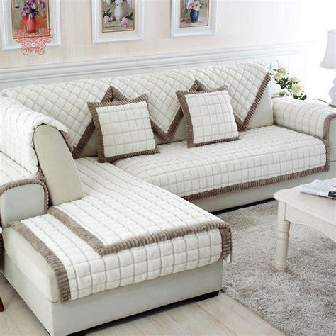 canapé nubuck fur sofa cover sofa menzilperde