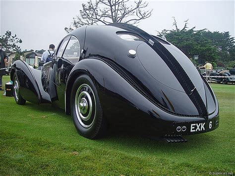 Bugatti Type 57sc Atlantic Photo