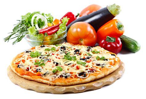fond blanc cuisine fonds d 39 ecran fast food pizza légume tomate poivron fond blanc nourriture télécharger photo