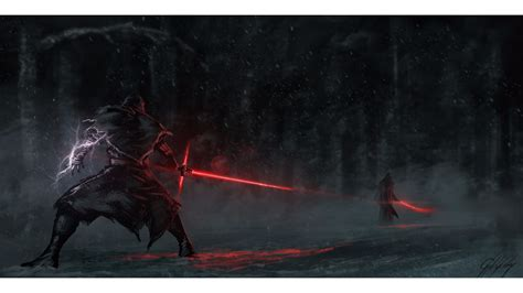 Star Wars 4k Background Artwork Star Wars The Force Awakens 4k Wallpaper Free 4k Wallpaper