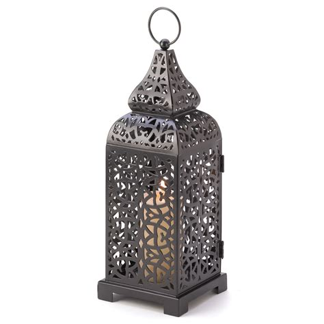 moroccan tower candle lantern wholesale at koehler home decor