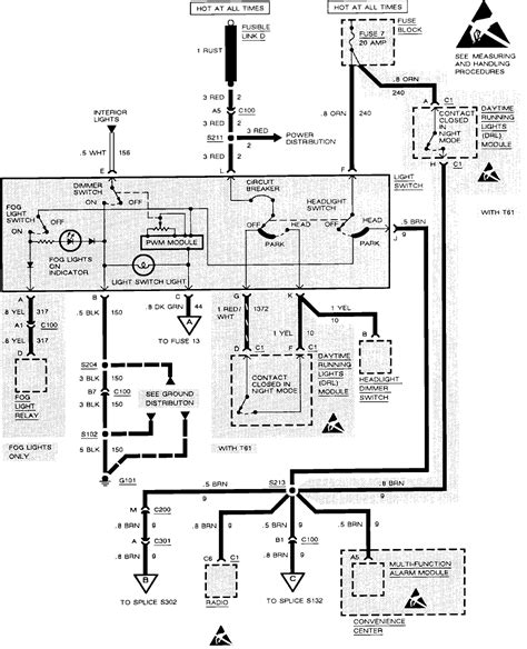 2014 Silverado Wire Diagram by 89 Chevy Silverado 4x4 Wiring Diagram Database