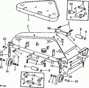 John Deere 110 Parts Diagram