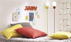 Decoration Murale Maison Du Monde : un coup de jeune la chambre de mon adolescent pour moins de 200 euros ~ Teatrodelosmanantiales.com Idées de Décoration