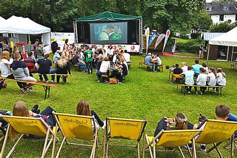 Der Garten Viewing by Viewing Hier Rockt Die Em In Bergisch Gladbach