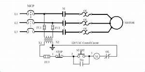 Allen Bradley Motor Starter Wiring Diagram Sample