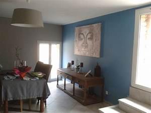 peintures salon sejour cuisine With quelle couleur associer avec couleur taupe 10 deco chambre enfant taupe