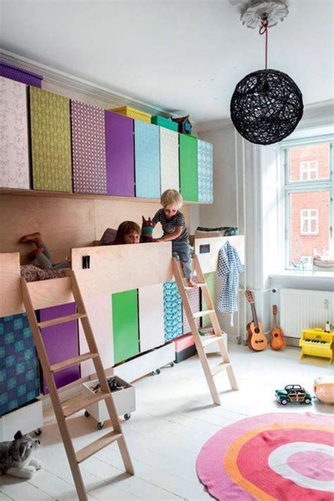 amenager chambre pour 2 filles aménager une chambre d enfant tout en longueur viving