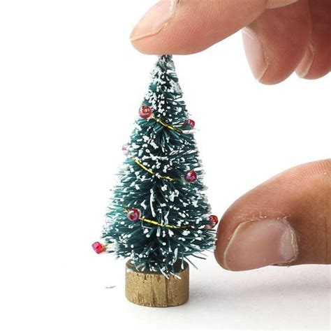 Miniature Christmas Trees For Crafts  Find Craft Ideas