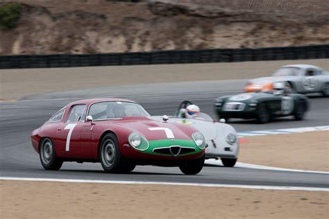 Alfa Romeo TZ - 2011 Monterey Motorsports Reunion