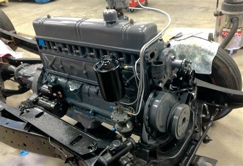Buick 8 Engine by Disassembled 1940 Buick Special The Three Y