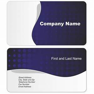 Blank business card template psd best business cards for Busniess card template