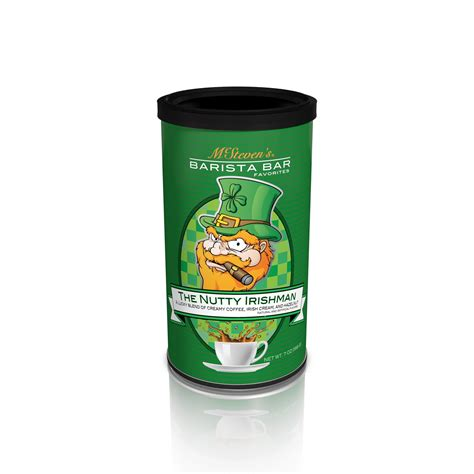 nutty irishman the nutty irishman 7oz tin all distributed items distributed items albanese confectionery