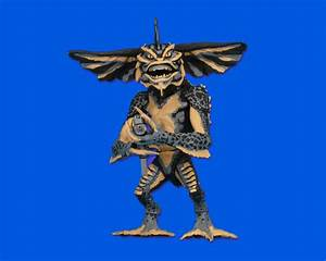 "Gremlins 2 7"" Scale Action Figure Mohawk Video Game ..."