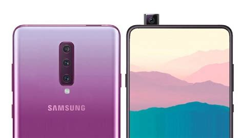 samsung confirms notchless infinity display for the galaxy a90 androidpit