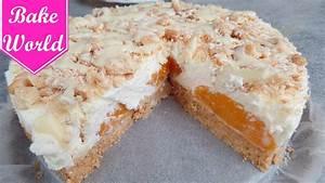 Torte Schnell Einfach : pfirsich sahne torte ohne backen schnell einfach youtube ~ Eleganceandgraceweddings.com Haus und Dekorationen